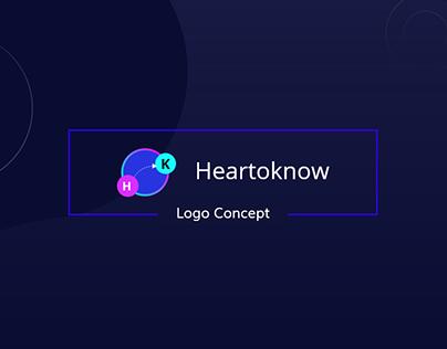HearToKnow Logo Concept