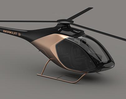 Helicopter BERKUT 3