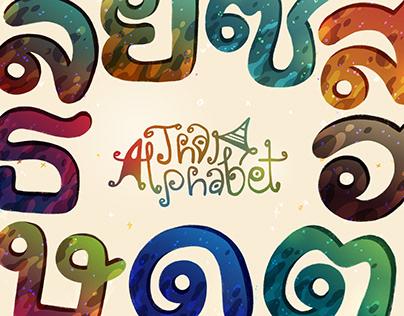 THAI ALPHABET