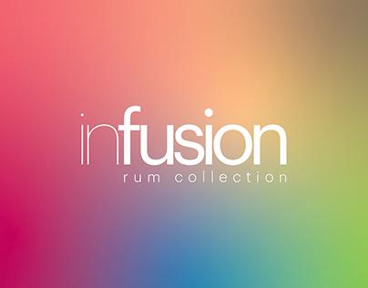 Infusion Rum Brand Identity
