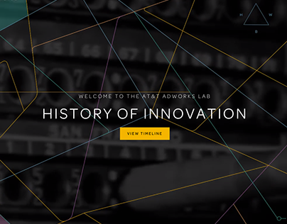 AT&T AdWorks Lab - History of Innovation