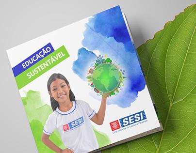 Folder Escola SESI
