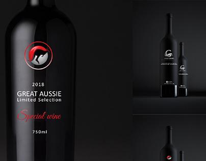TMS TRADING - Wine design