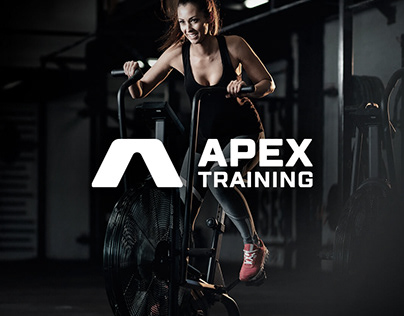 Apex Training - Personal Trainer Logo / Branding