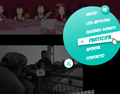 Proyecto Plan Rescate - Maqueteo Web Responsive - UX/UI