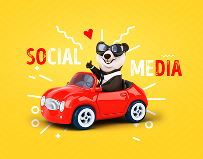 CAR TRIP SOCIAL MEDIA