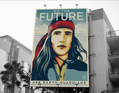We The Future - Campaign Design