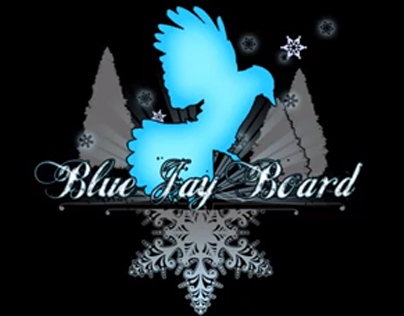 Animation of Blue Bird Speed Painting Introduction