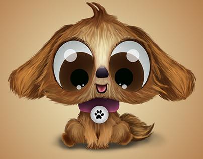 Fanny dog