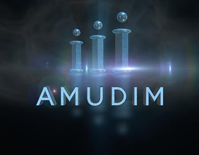 Amudim Animated Logo