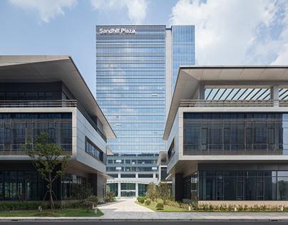 Sandhill Plaza - B+H Architects