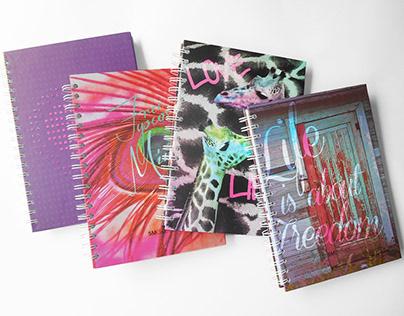 Nueva colección cuadernos Nessan
