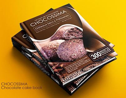 CHOCOSSIMA, Recipes book for chocolate cakes