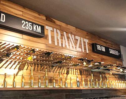 TRANZIT  restaurant/bar