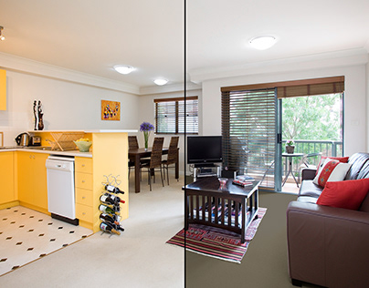 Real Estate Retouch | Home Furnishing Retouch