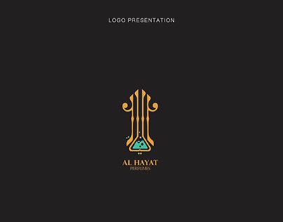 Logo Creation-Al Hayat Perfumes