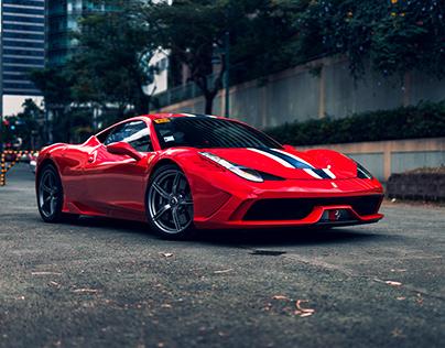 Ferrari 458 Specialé