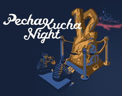 PechaKucha Night CU Vol. 12