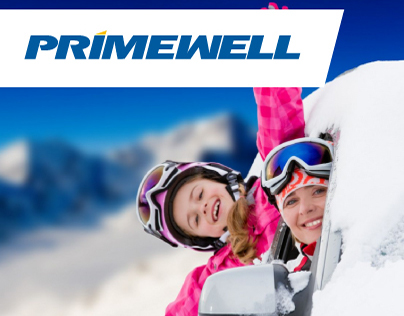 Primewell Tires - New Website