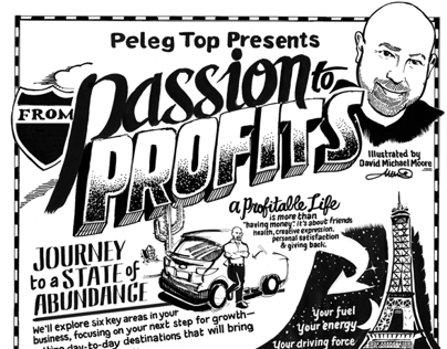 From Passion to Profits Illustration