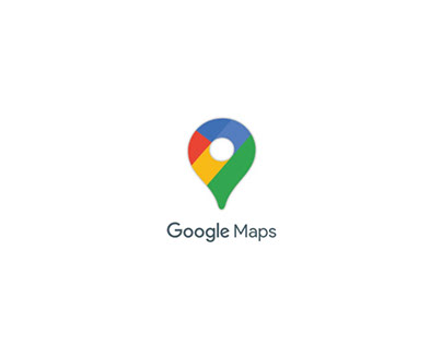 Google Maps Logo Animation