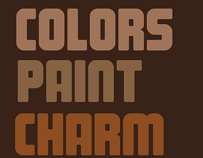 Color Poster Series 1