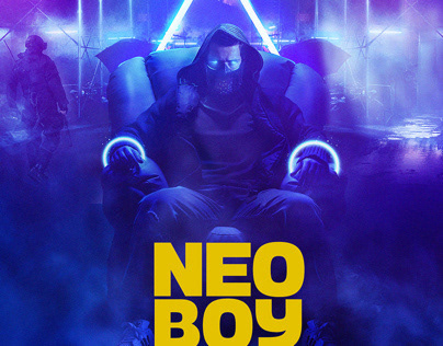 NEOBOY Poster