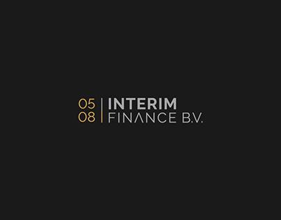 0508 INTERIM FINANCE B.V. - Logo, BC, Letterhead