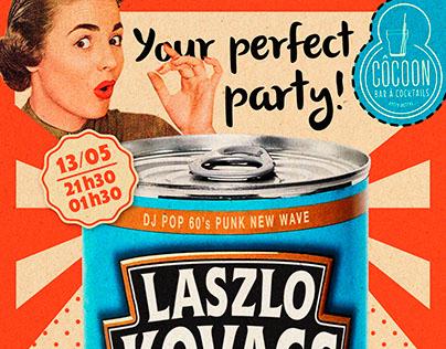 """Laszlo Kovacs """"Beans"""""""