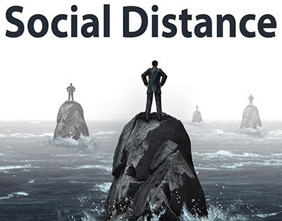 """Social Distance """"It´s A Lie"""""""