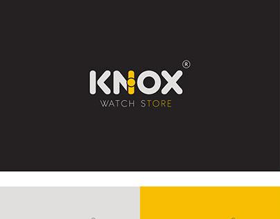 """KNOX"" logo"