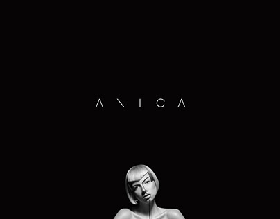 Branding: Anica Iordache Hair