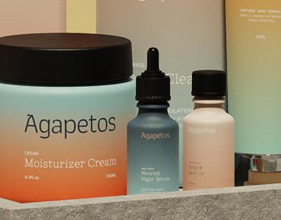 Agapetos - Brand Identity & Packaging