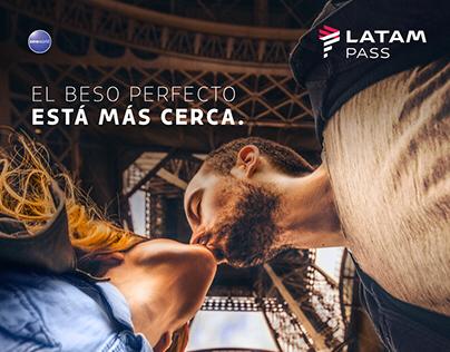 Campaña de inscripción de socios LATAM Pass