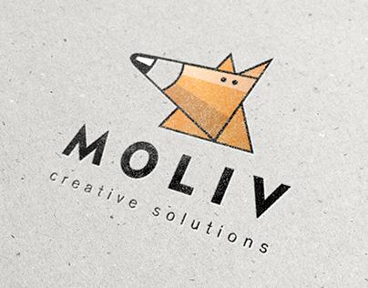 Moliv Creative solutions, Logo