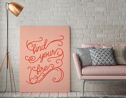 Print Canvas Designs