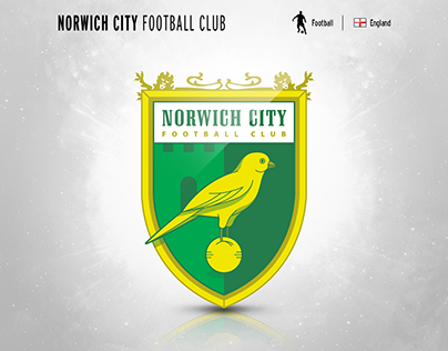 Norwich City FC | logo redesign