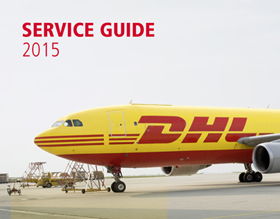 DHL Service Guide Pack