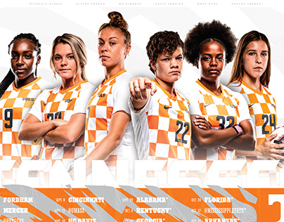 Tennessee Soccer 2019