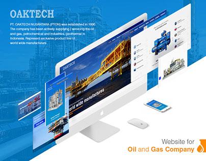 OAKTECH NUSANTARA ( OIL AND GAS )