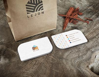 Name card: Lejon - home decor