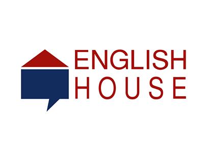 LOGO: ENGLISH HOUSE