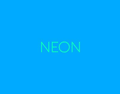 NEON Konsept Saldırı Mızrağı