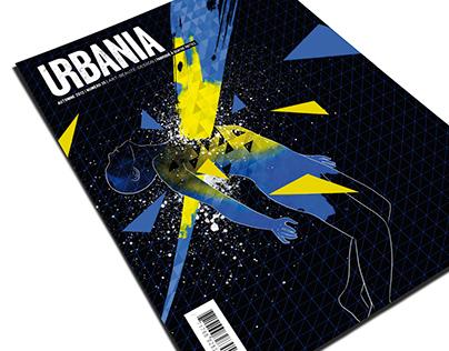 URBANIA - Cover