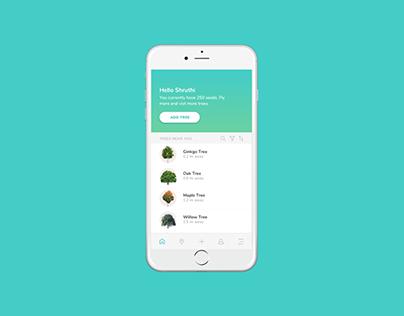 Trēfolio mobile app