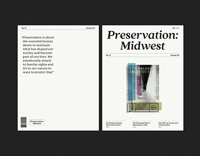 Preservation: Midwest