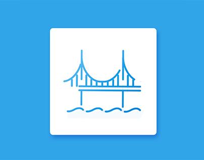 US city icons