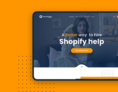 Storetasker redesign concept