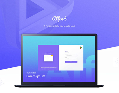 Alfred Project Management