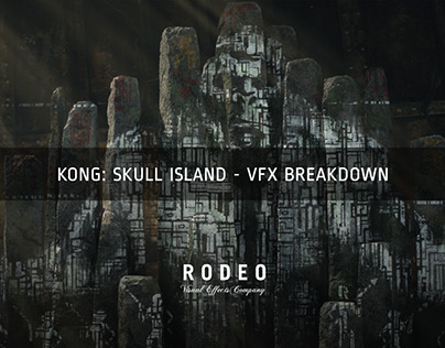 Kong: Skull Island | VFX Breakdown by Rodeo FX